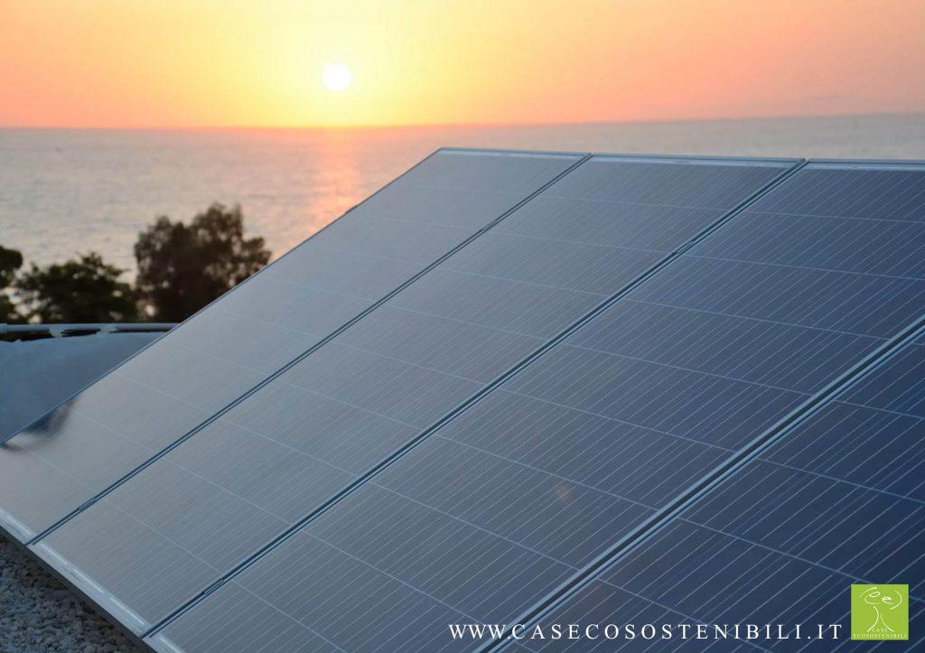 Impianto fotovoltaico obbligatorio per nuove costruzioni e ristrutturazioni rilevanti