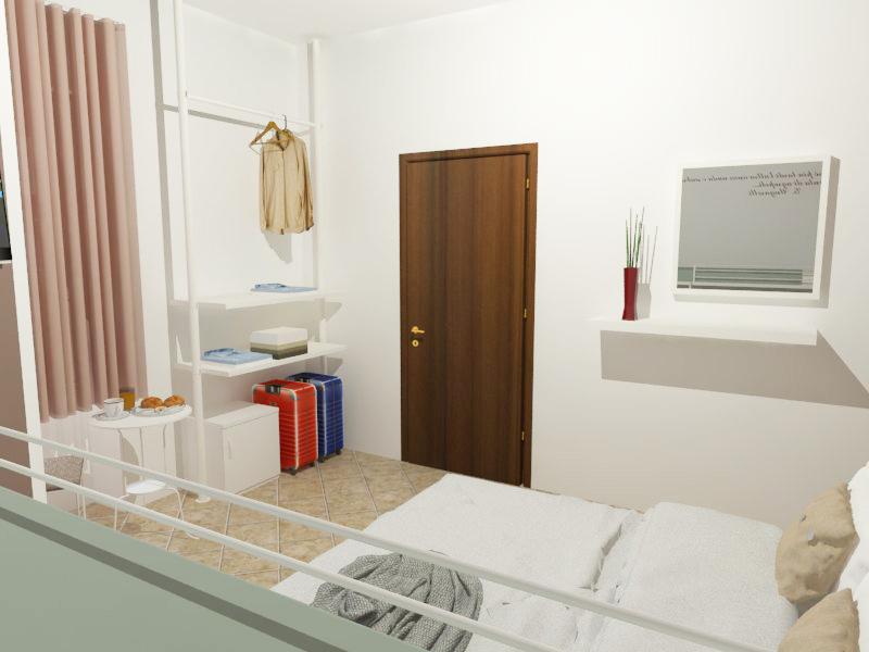 Restyling di un Bed and Breakfast nel Cilento (SA)