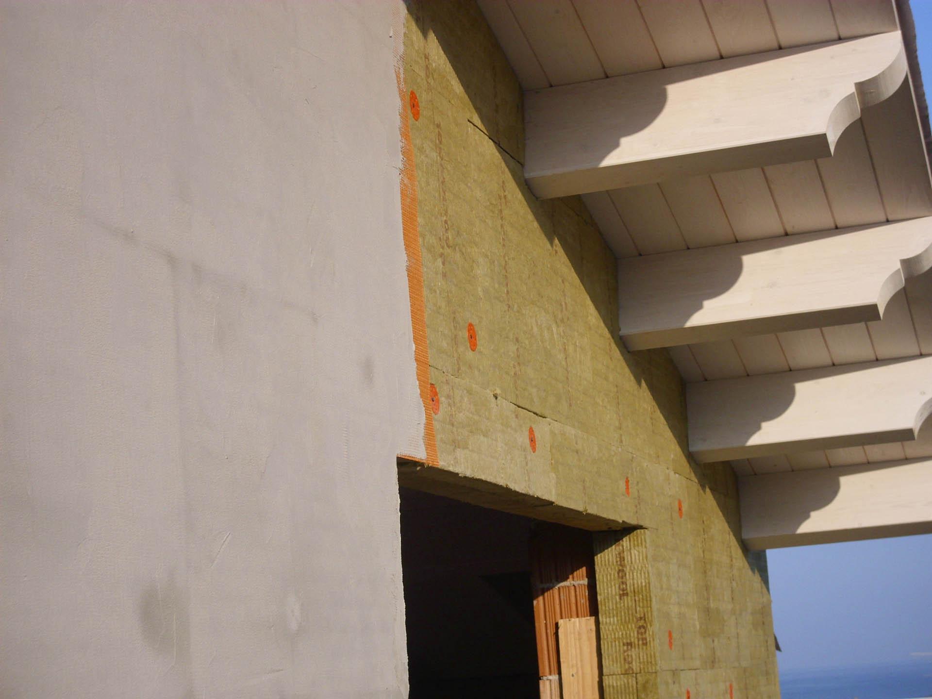 Progettazione di un involucro edilizio con lana di roccia