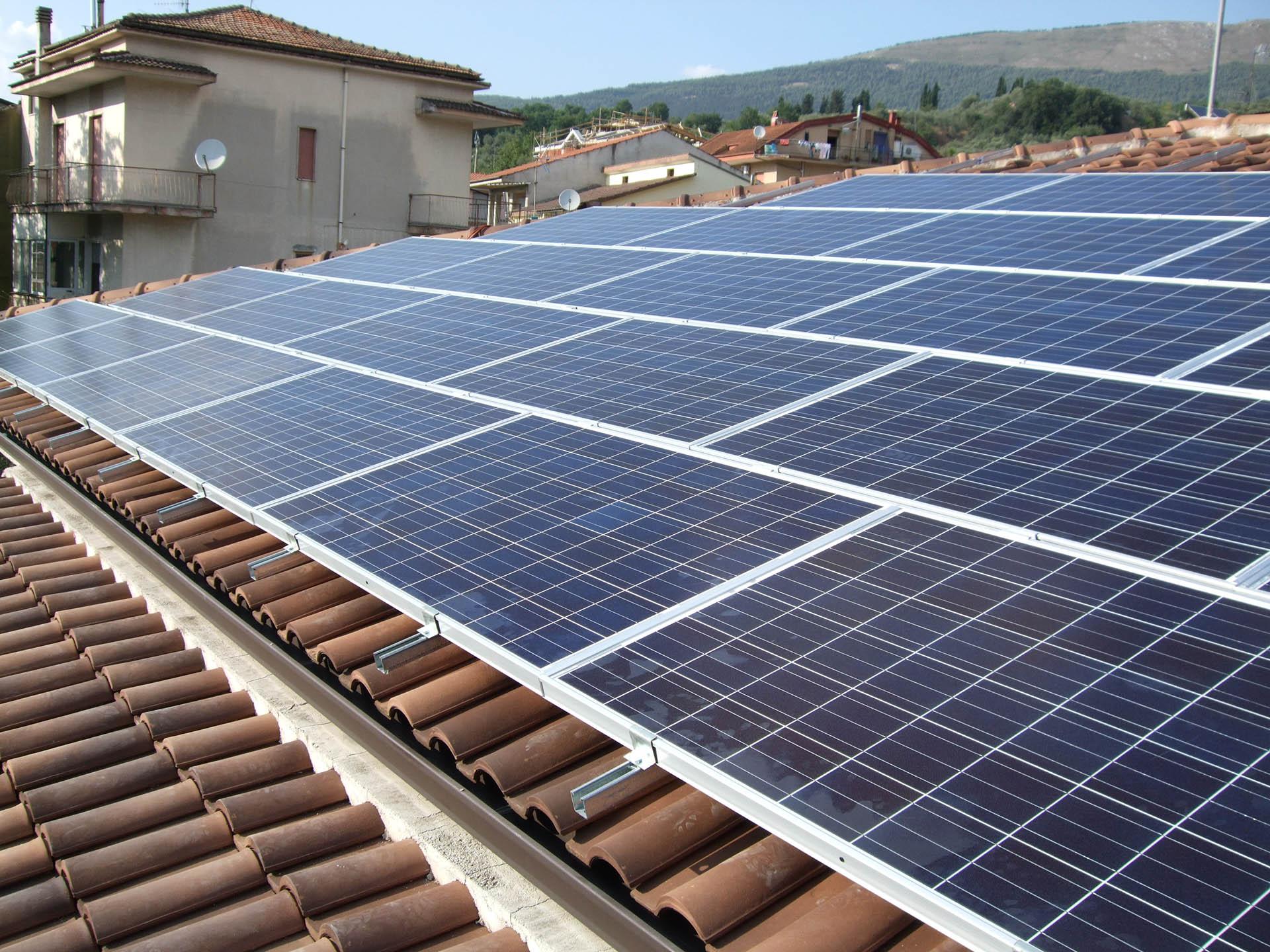 Fotovoltaico 10 - Ing Marco Di Bartolomeo