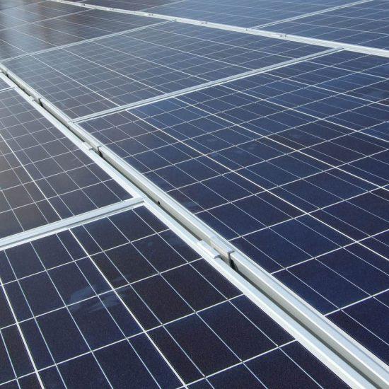 Impianto fotovoltaico progettato nel comune di Auletta (SA)