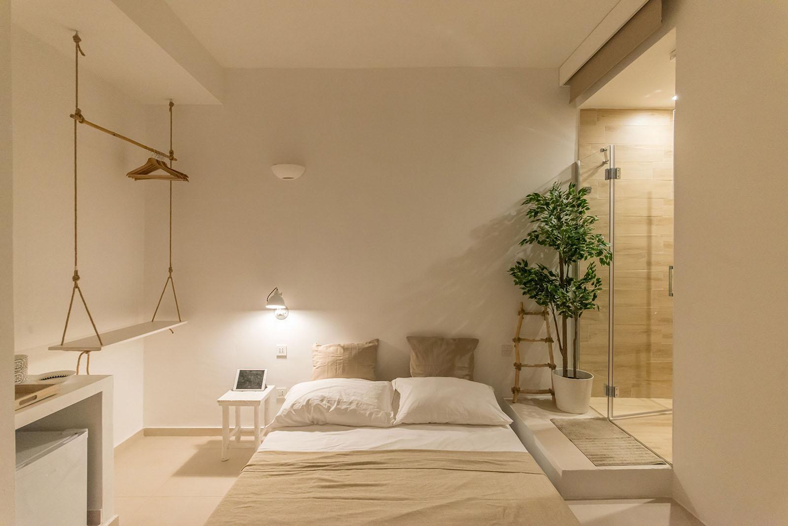 1 bed and breakfast agropoli progettazione architettonica domotica salerno break for two mare nest room 3 b&b