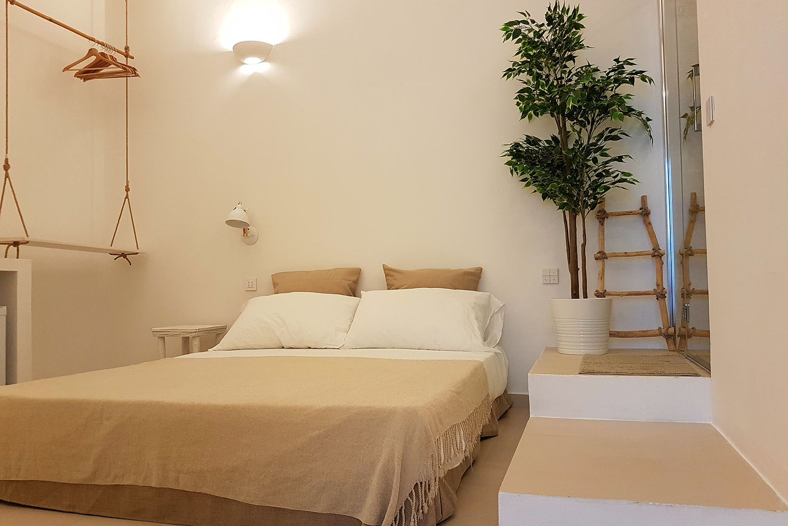 1 bed and breakfast agropoli progettazione architettonica domotica salerno break for two mare nest room 4-1 b&b