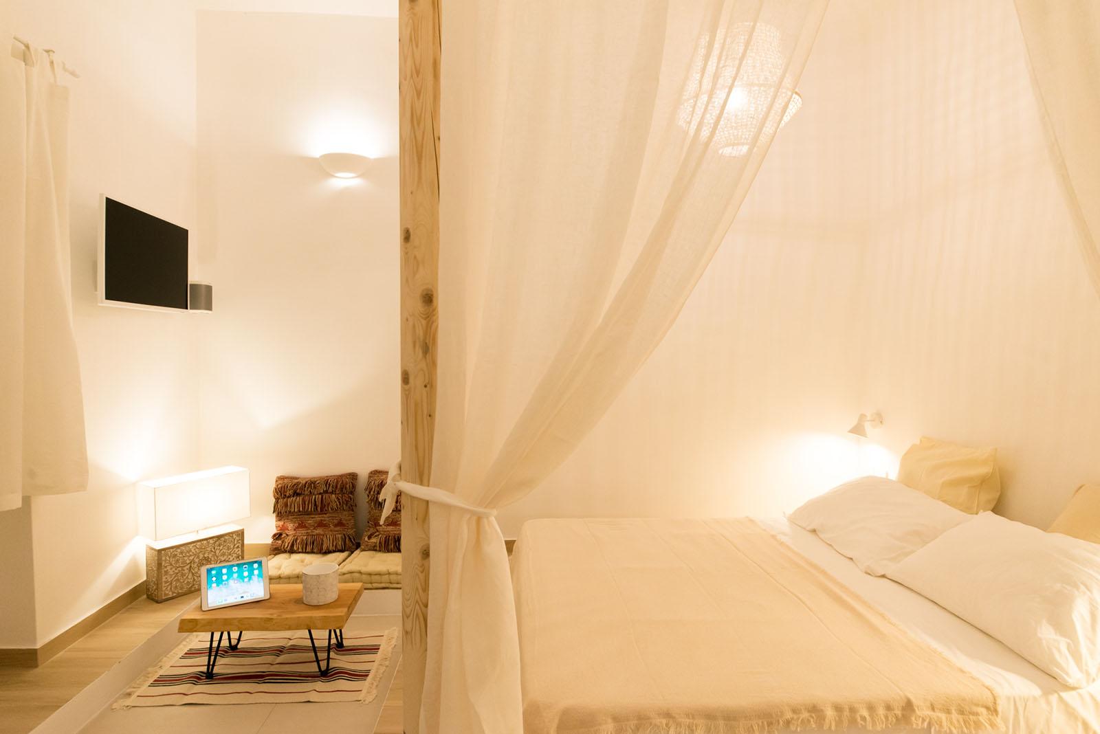 bed and breakfast agropoli progettazione architettonica domotica salerno break for two mare canopy room 1 b&b