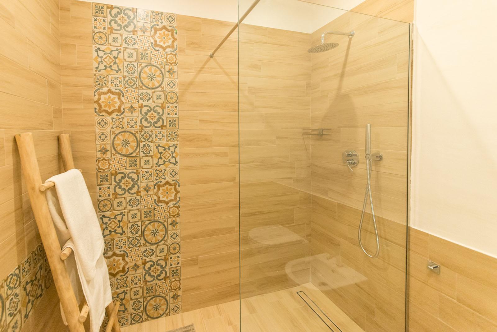 bed and breakfast agropoli progettazione architettonica domotica salerno break for two mare canopy room bagno 1 b&b