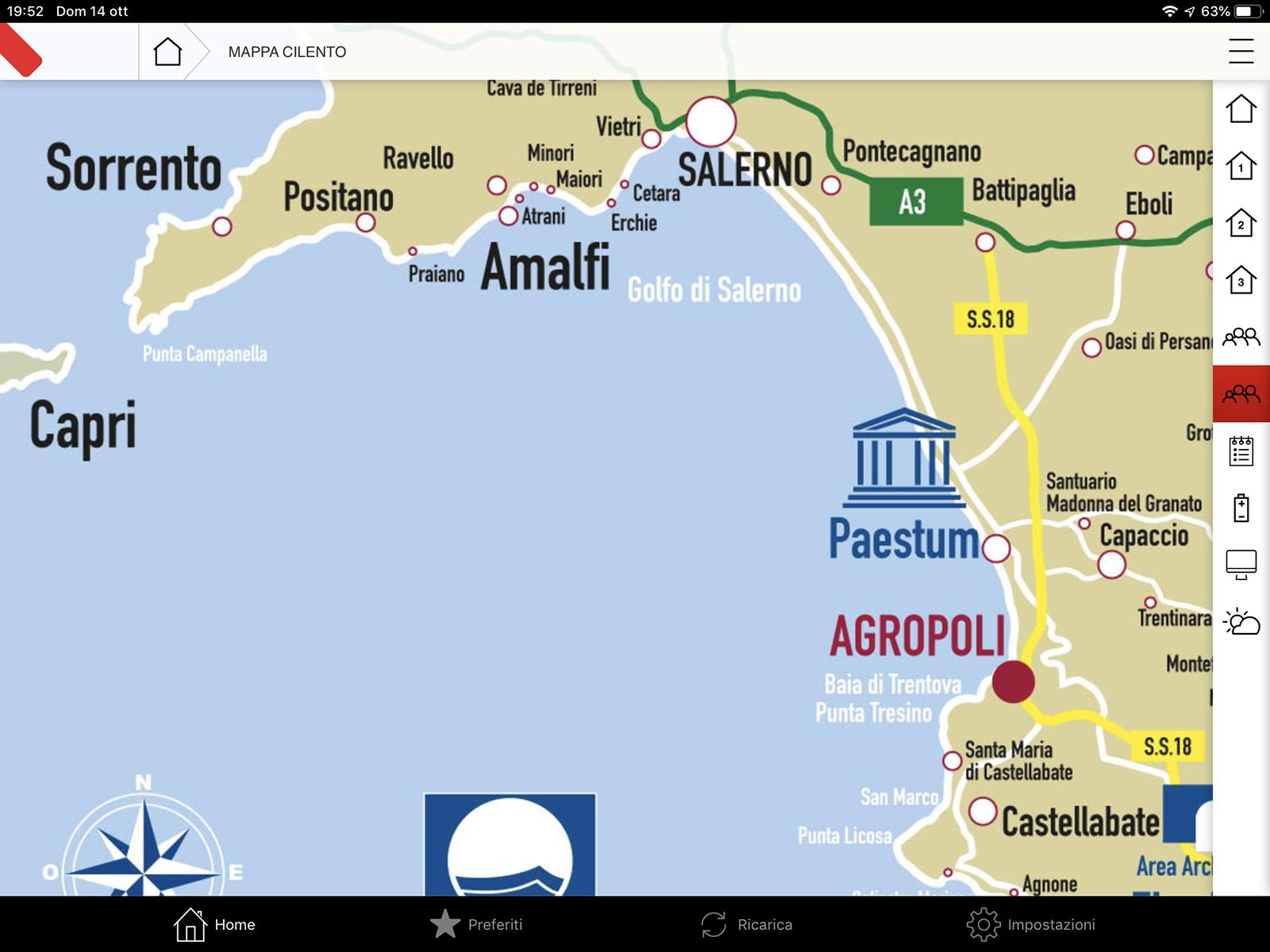 domotica knx konnex b&b bed and breakfast Break For Two impianto domotico Sonos Ekinex supervisione Ikon Domoticalabs Agropoli Capaccio Battipaglia Salerno 17