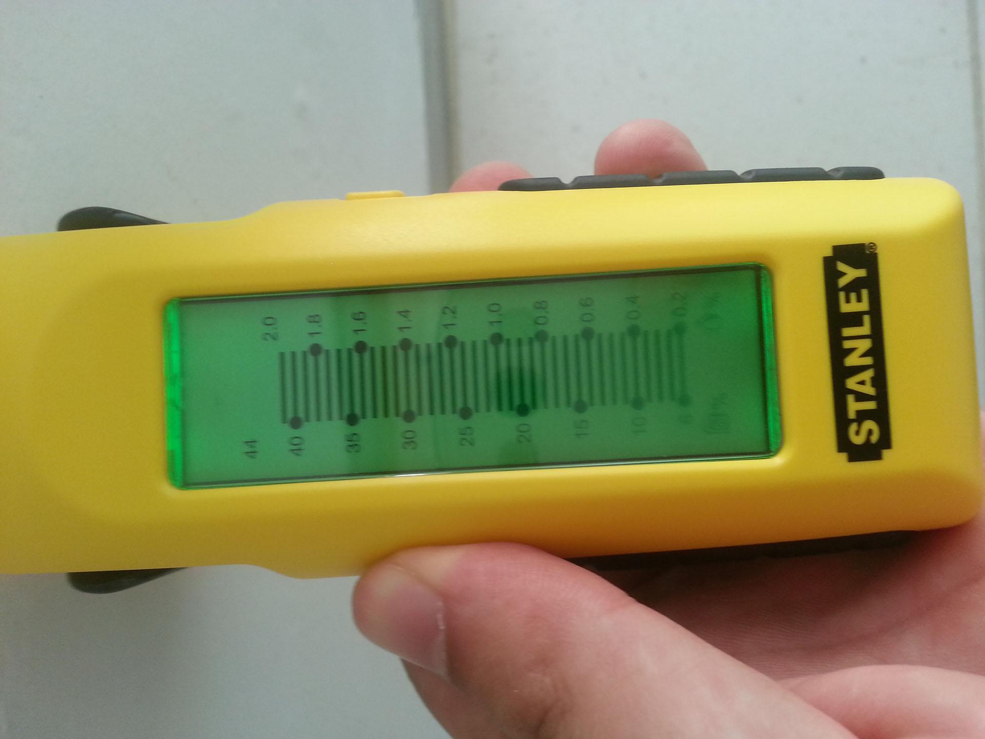 Diagnosi strumentale per umidit sulle pareti case - Risalita capillare ...